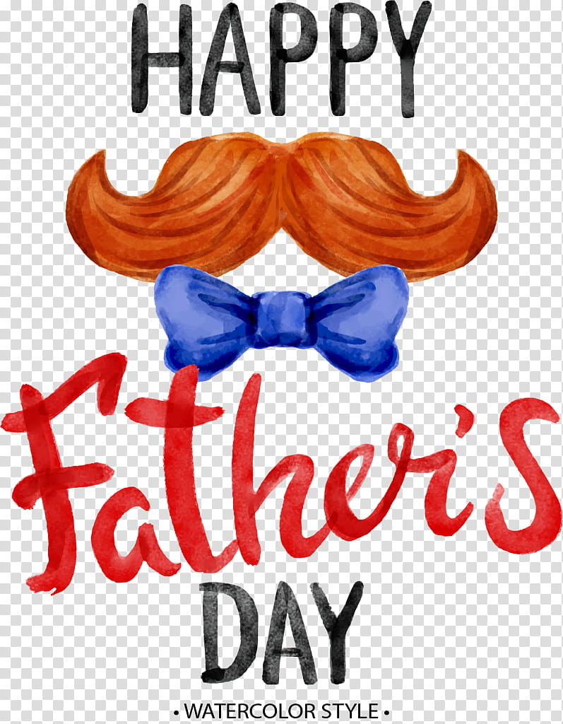 Picsart Logo Fathers Day Mothers Day Red Text Moustache Transparent Background Png Clipart Hiclipart