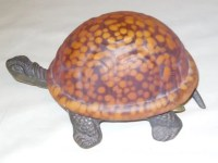 Vintage Turtle Night Light Lamp
