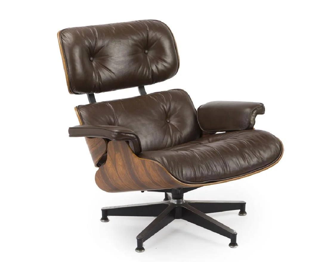 Moran Recliners Chairs An Eames For Herman Miller Lounge Chair 670 May 5 2019 John Moran Auctioneers Inc In Ca On Liveauctioneers