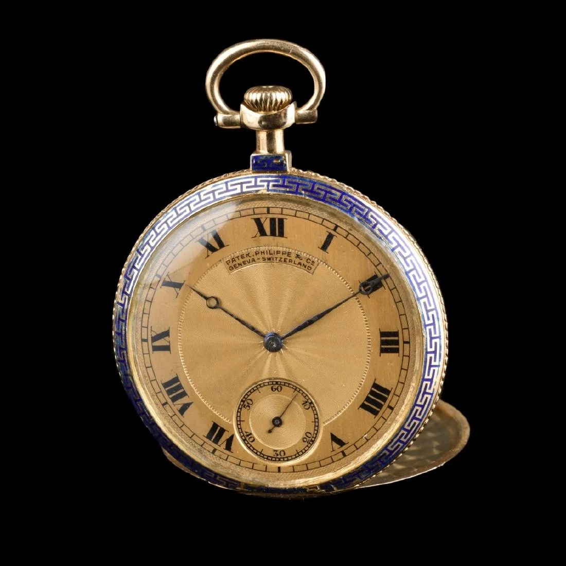 P Philippe Watch Patek Philippe 18k Pocket Watch On Liveauctioneers