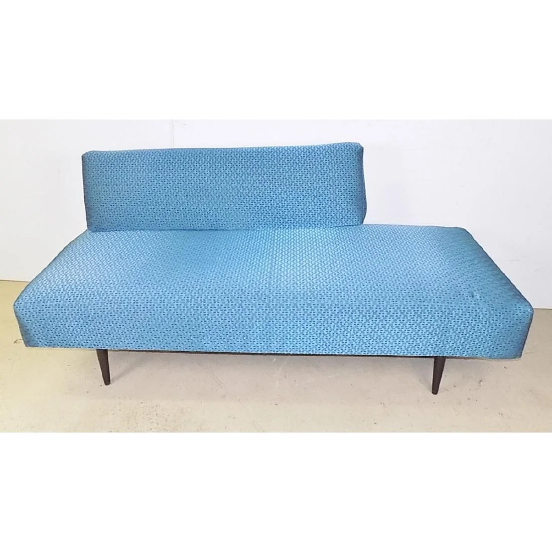 Sofa X Long Mid Century Sofa On Liveauctioneers