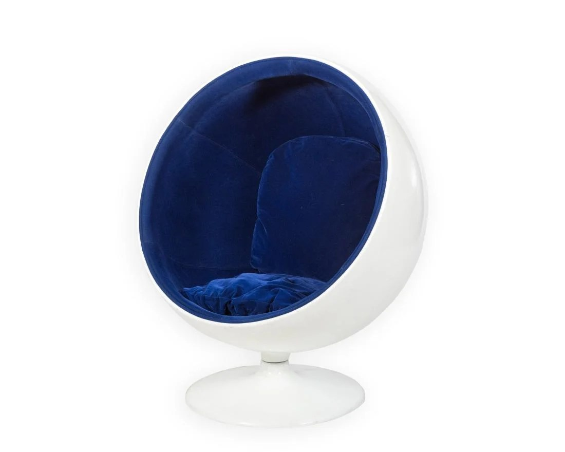 Ball Chair Eero Aarnio Ball Chair On Liveauctioneers