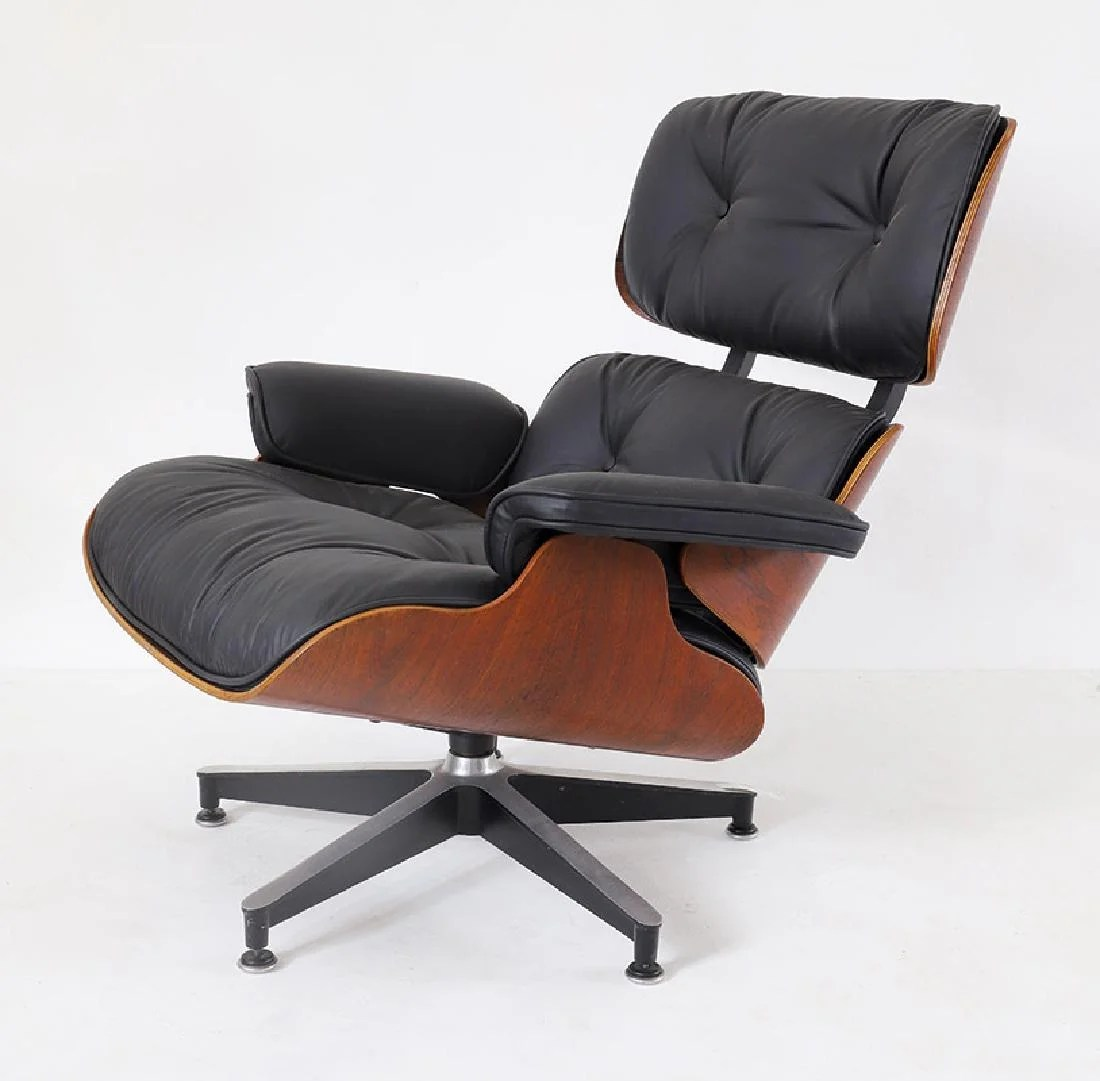 Eames Chair Sessel Charles Eames Herman Miller Sessel Lounge Chair Mod On Liveauctioneers
