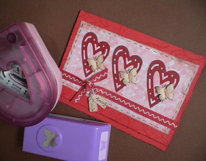 Tarjetas para el dia de San Valentin - S{crap}tellala vida en Scrap