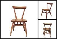 Ercol stacking chairs. - Ribambelles & Ribambins