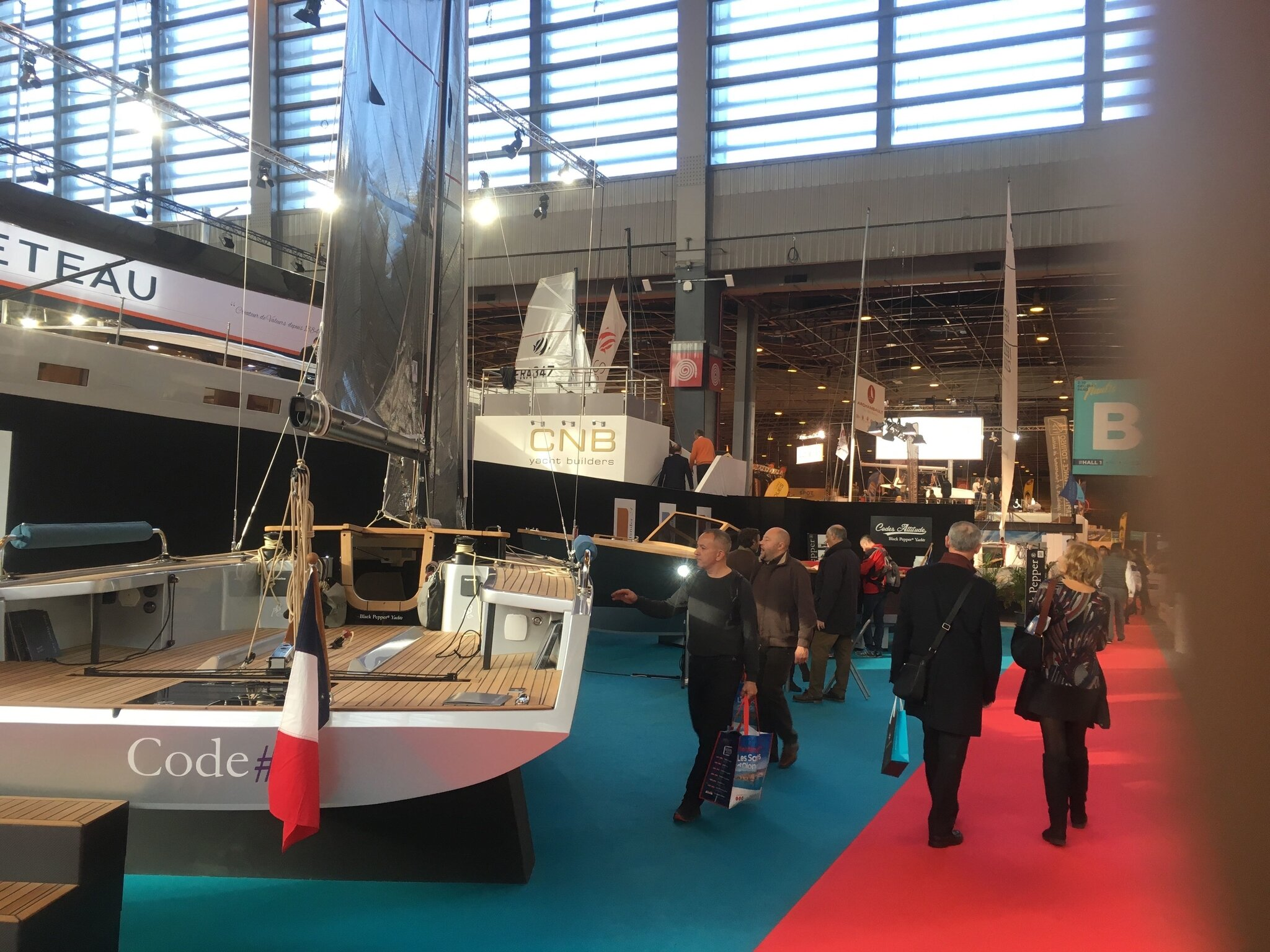 Salon Nautic Paris Salon Nautic 2017 à Paris Nautic Paris Boat Show 2017