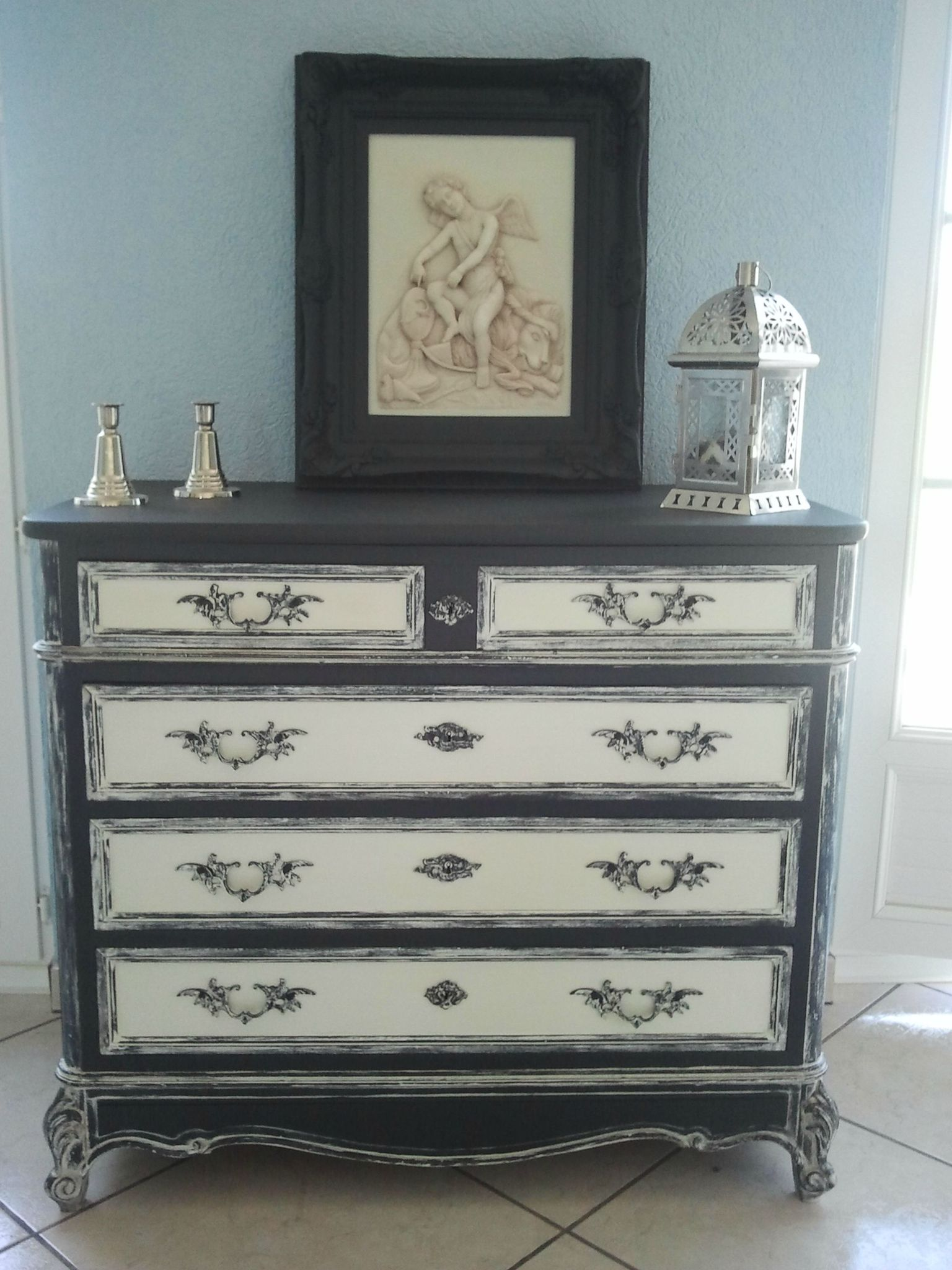 Meubles Anciens Commodes Commode Relooking Des Meubles Anciens