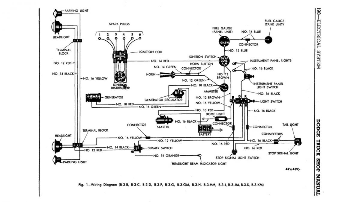 signal stat 5010 wiring diagram