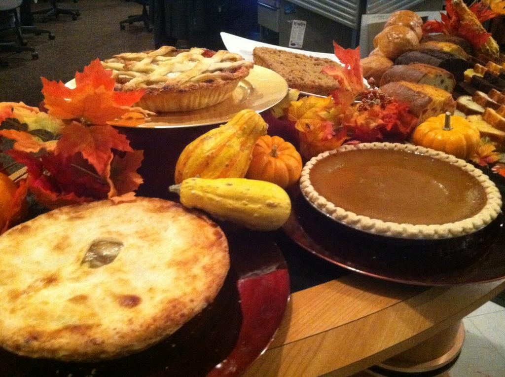 Order Thanksgiving baked goods from EVIT Baking program - East