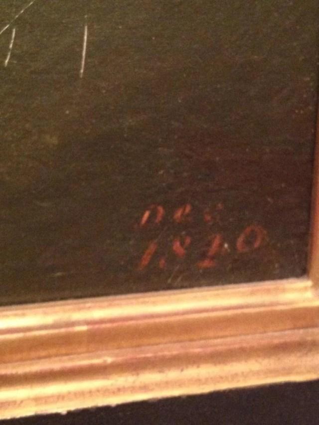 23: American School, 1849