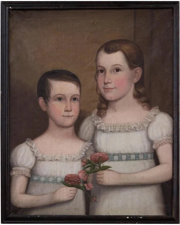 49: Attributed to John Brewster, Jr. (1766-1854)