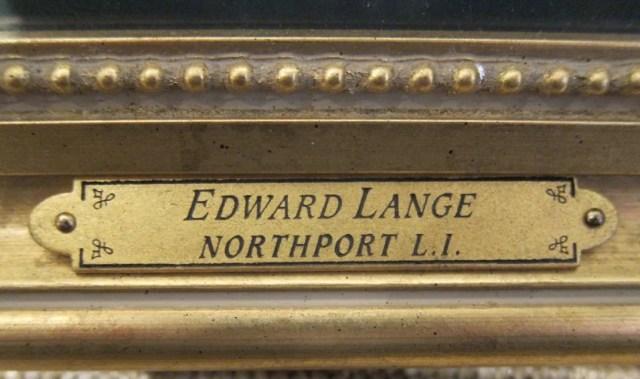 83: Edward Lange (American, 1846-1912)