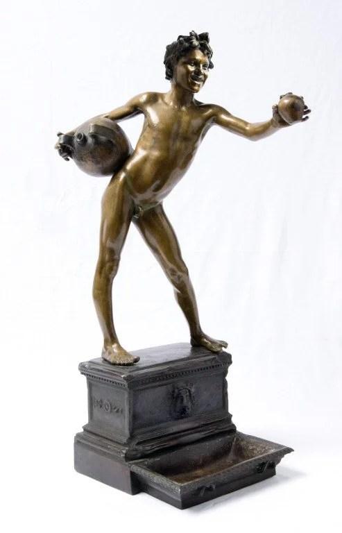 216: Vincenzo Gemito (Italian, 1852-1929)