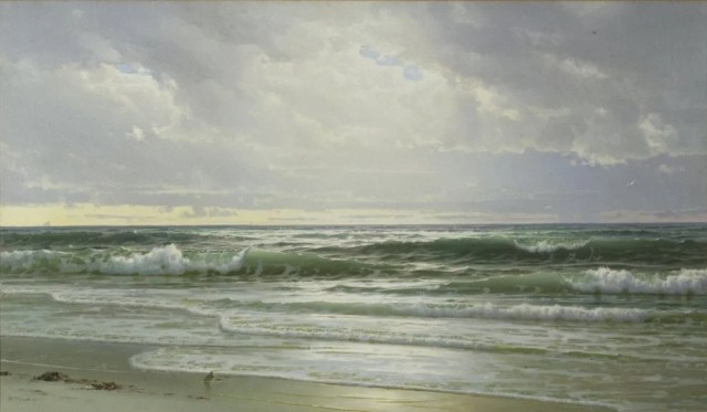 260: William Trost Richards (American, 1833-1905)