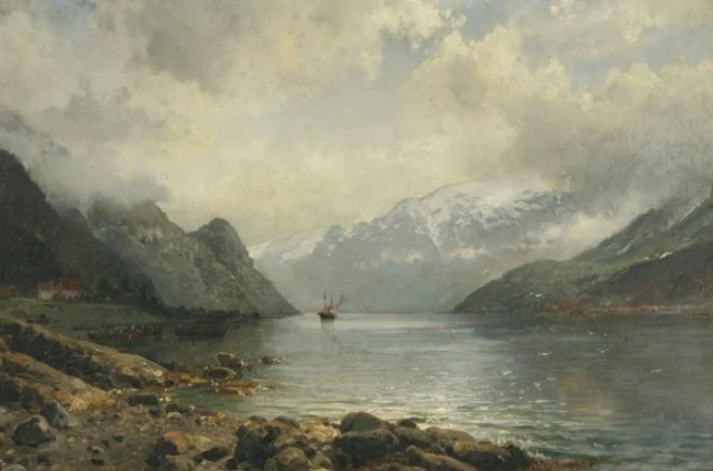 285: Anders Monsen Askevold (Swedish, 1834-1900)