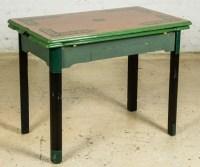 Vintage 1940's Enamel Top Kitchen Table : Lot 191