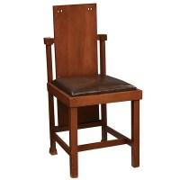 Frank Lloyd Wright chair, Avery Coonley Playhouse 1912 ...