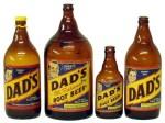Dad S Root Beer Bottle