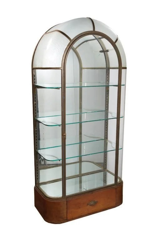 French Art Deco Vitrine C 1920 Lot 227