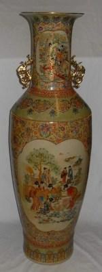 Floor Oriental Vases