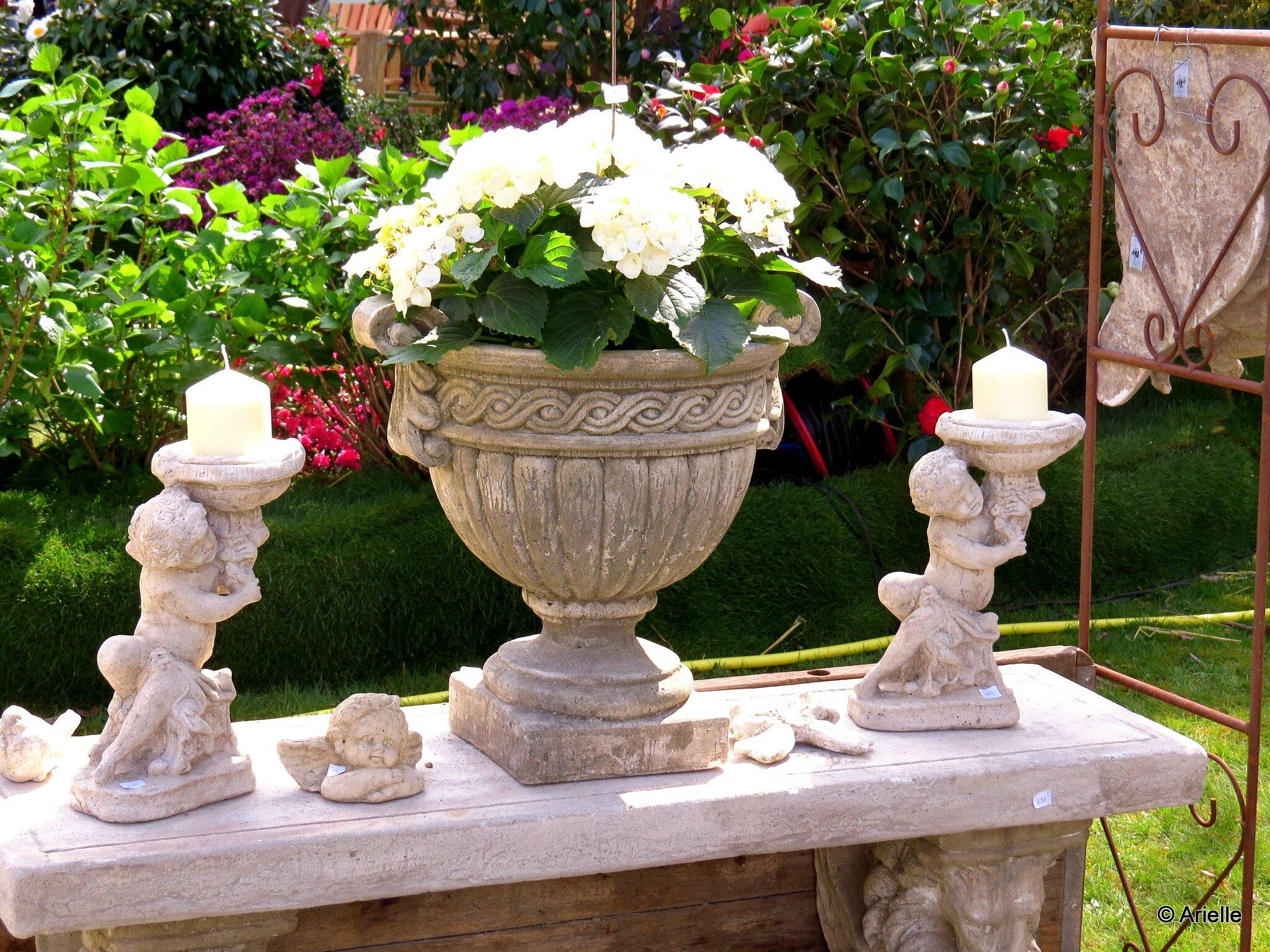 Idee Deco Jardin Romantique   Lovely Outside Living 2 Pinterest ...