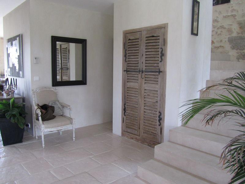 Vieux volets    Idées pour placard oeil du salon Entrée, couloir - Oeil Pour Porte D Entree