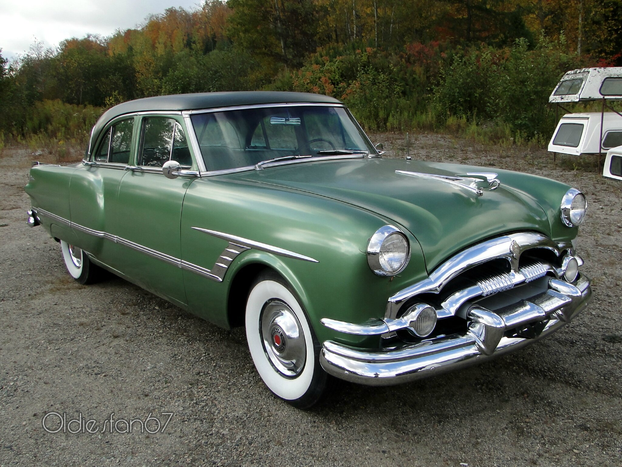 packard cavalier 4door sedan-1953