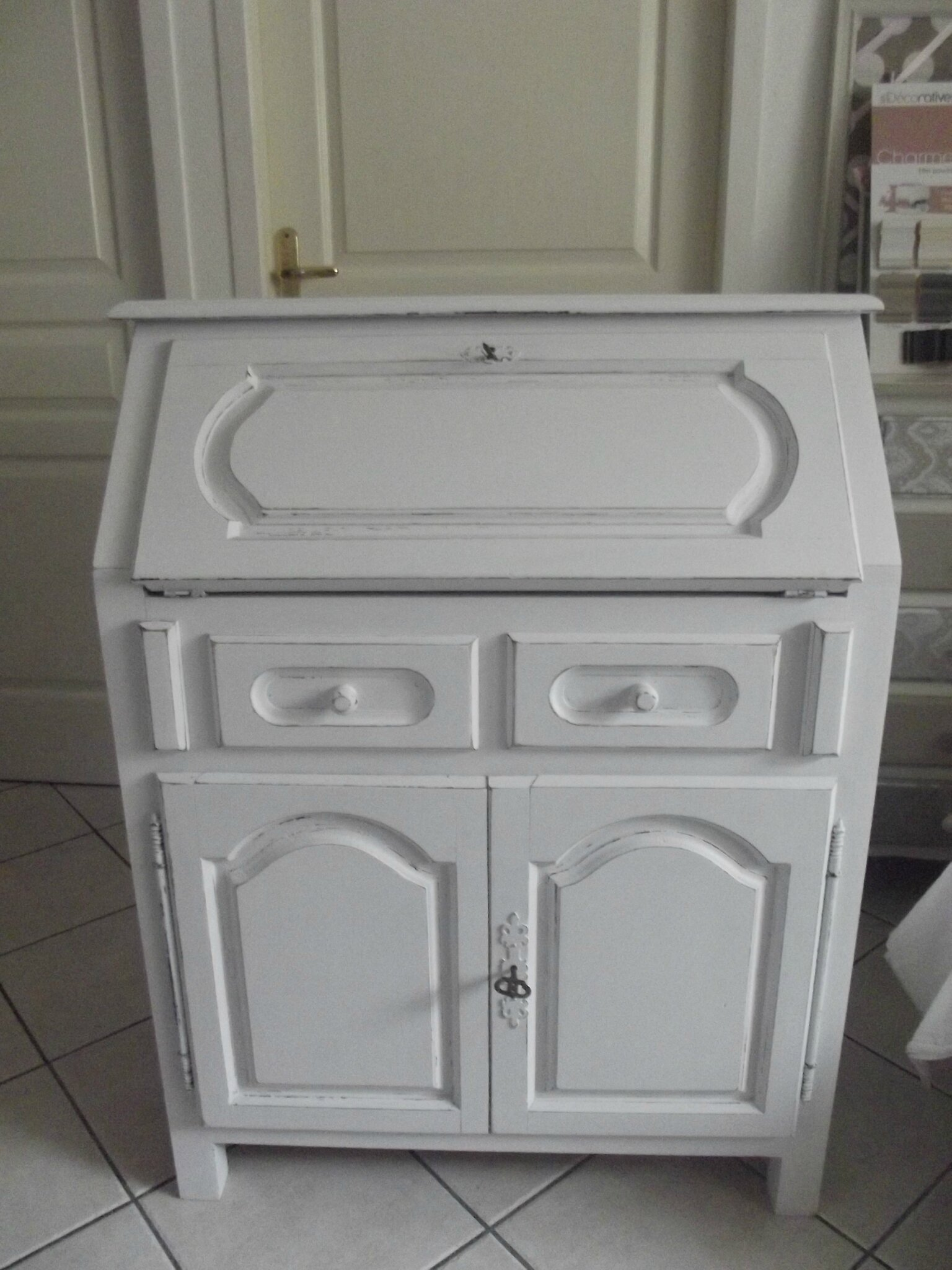 Meuble Secretaire Blanc Meuble Secretaire Blanc Latest With Meuble Secretaire Blanc