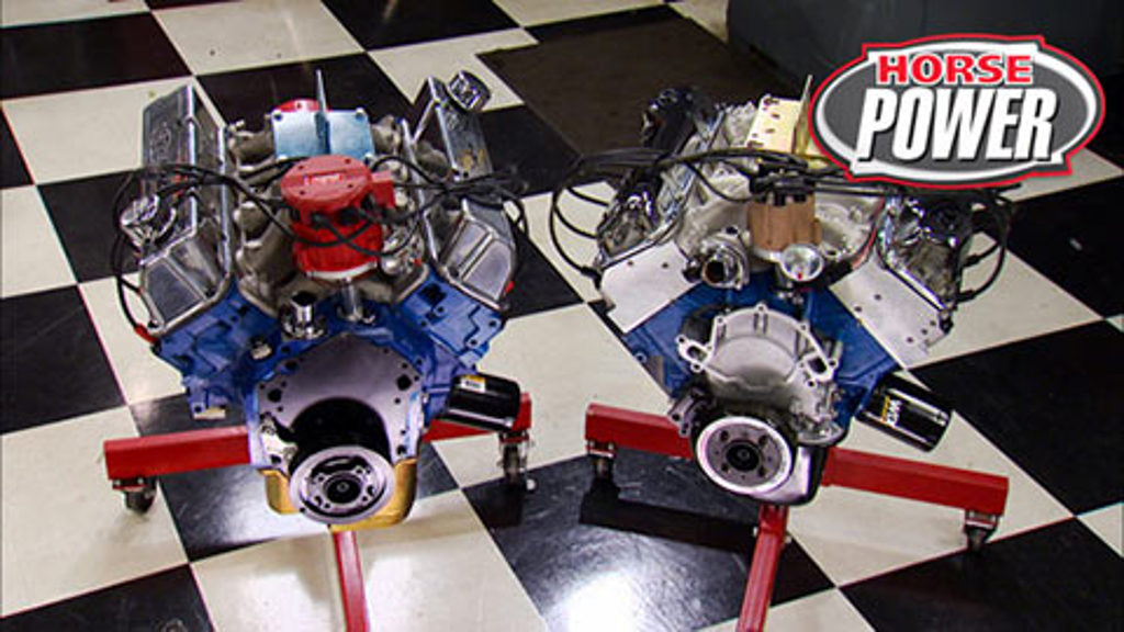 Twin Ford 351 Builds Pt2  HorsePower