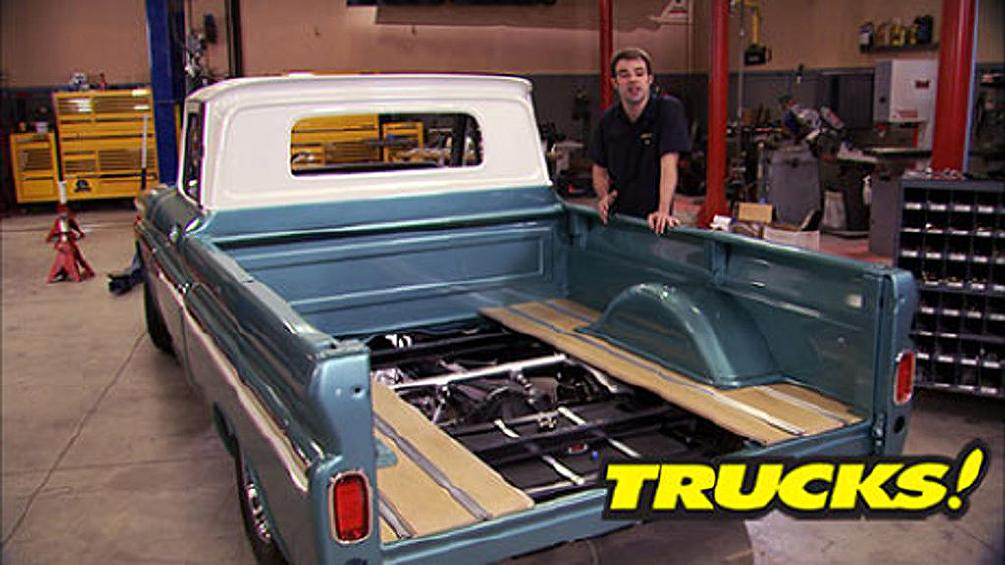 Daily Driver C-10 Part 5 Final Assembly  Trucks!