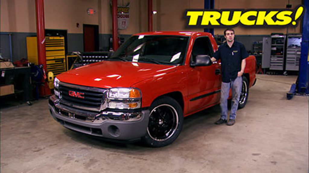 2006 GMC 1500 - A New Stance  Trucks!