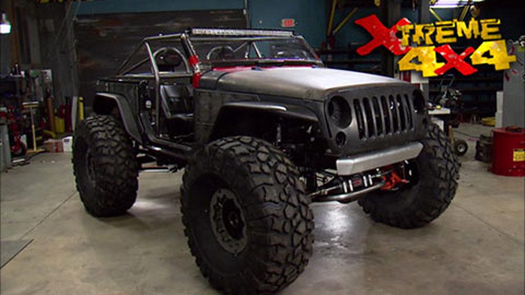 Hot Rod Jeep Part 2  Xtreme 4x4