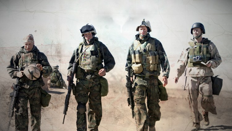 Generation Kill (foto: HBO)