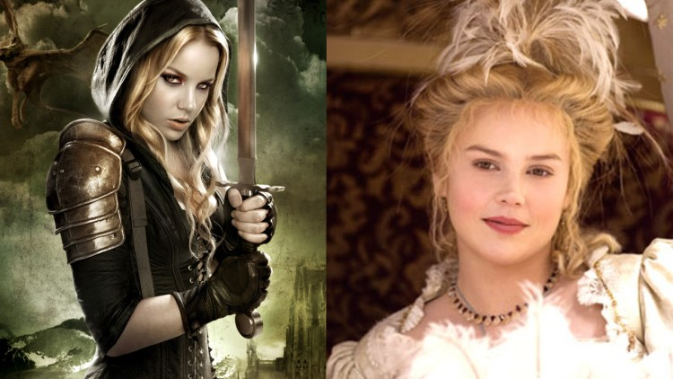 Abbie Cornish i Elisabeth: The golden age og Sucker Punch. (Foto:Cruel & Unusual Films/Universal pictures)