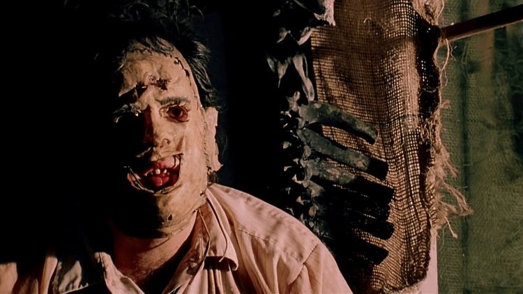 The Texas Chain Saw Massacre - 1974. (Foto: Vortex)