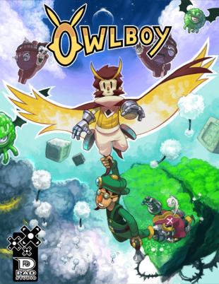 Owlboy - flyer. (Foto: D-Pad Studio)