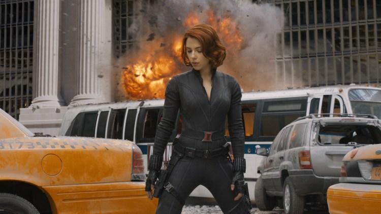 Scarlett Johansson spiller Black Widow i The Avengers (Foto: The Walt Disney Company Nordic).