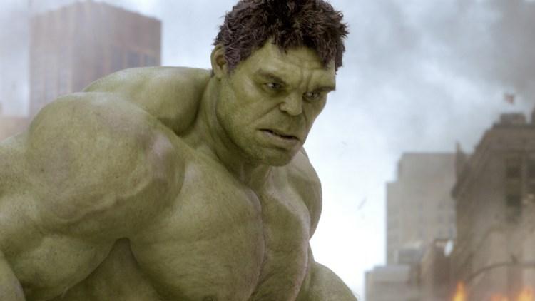 Dette er den digitale utgaven av Mark Ruffalo som Hulken i The Avengers (Foto: The Walt Disney Company Nordic).