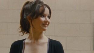 Jennifer Lawrence og Bradley Cooper i Silver Linings Playbook (Foto: Norsk Filmdistribusjon).
