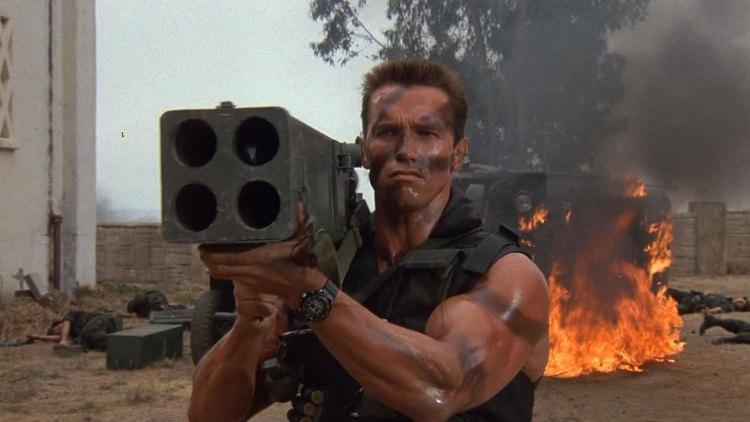 Commando. (Foto: 20th Century Fox)