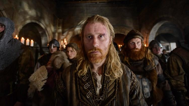 Torbjørn Harr spiller Inge i Birkebeinerne (Foto: Ian Brodie / Paradox Film 3 AS).