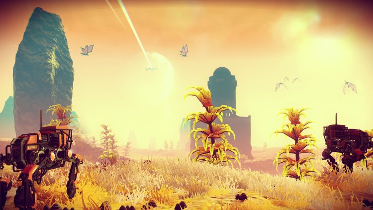 No Man's Sky. (Foto: Hello Games)