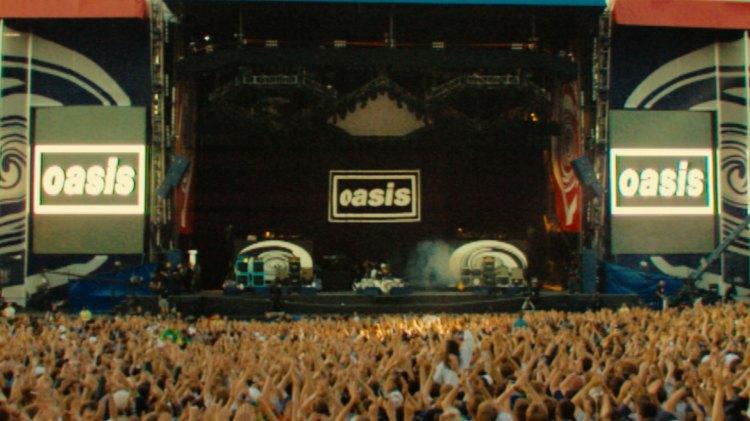 2,6 millioner mennesker skal ha prøvd å kjøpe billetter til de to konsertene Oasis gjorde i Knebworth i 1996. (Foto: Norsk Filmdistribusjon / Ignition)