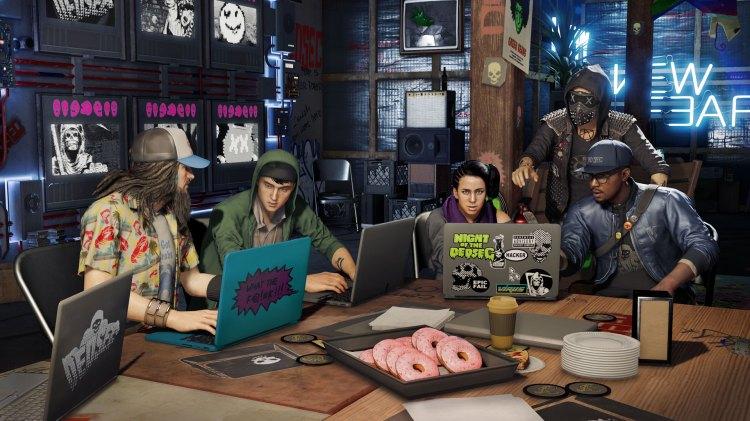 Der hackingen i forgjengeren stor sett begrenser seg til en fjernstyrt av/på-knapp, er mulighetene nå utvidet betraktelig.(Foto: Ubisoft)