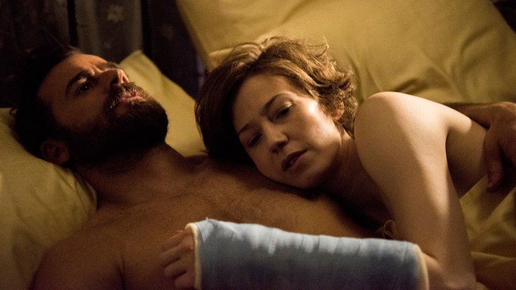 Kevin og Nora i The Leftovers, sesong 3. (Foto: HBO Nordic).