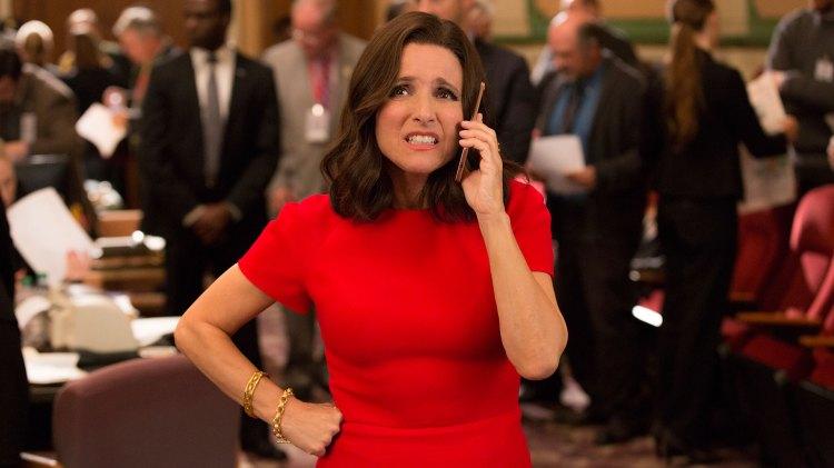 Julia Louise-Dreyfus overbeviser. (Foto: HBO)