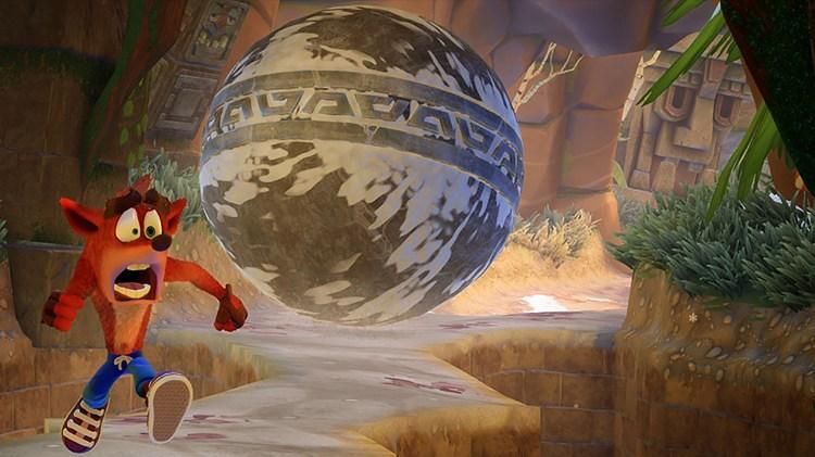Den ikoniske Indiana Jones-hyllesten ser farlig bra ut på PS4.  (Foto: Activision)