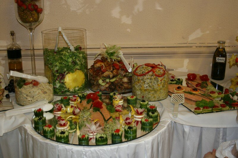 Decoration Buffet Froid Mariage Decoration De Table Pour Buffet Froid