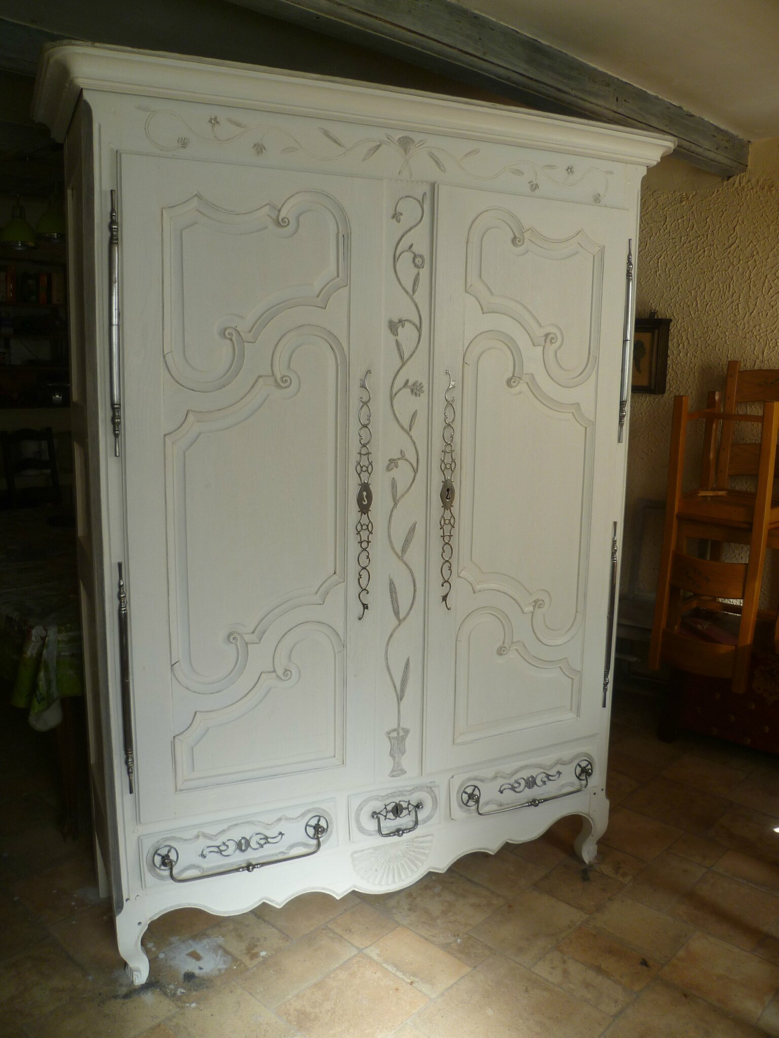 Tarif Relooking Meuble Relooker Armoire Bois Wr72 | Jornalagora