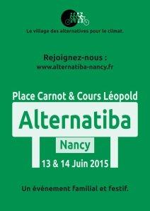 Alternatiba Nancy 2015
